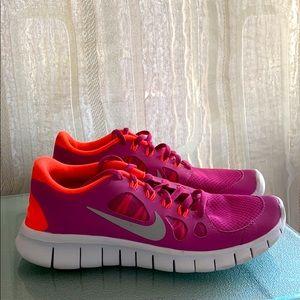 Nike free 5.0 sneakers.